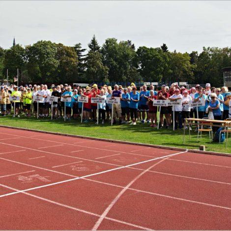 International sports games of seniors in Olomouc